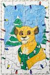 Timitu Christmas Puzzle by SunRei