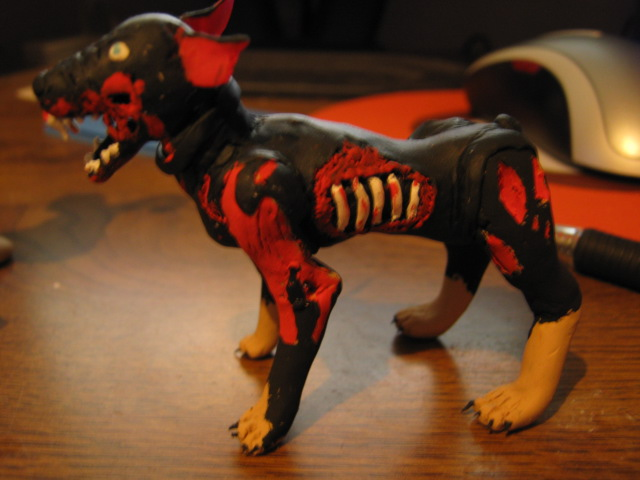 Zombie Dogs Resident Evil Toys Images & Pictures - Becuo