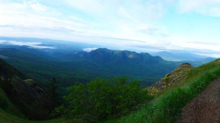 Saddle Mountain by Keisos