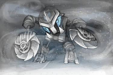 Kohrak by chaoscontrolled123
