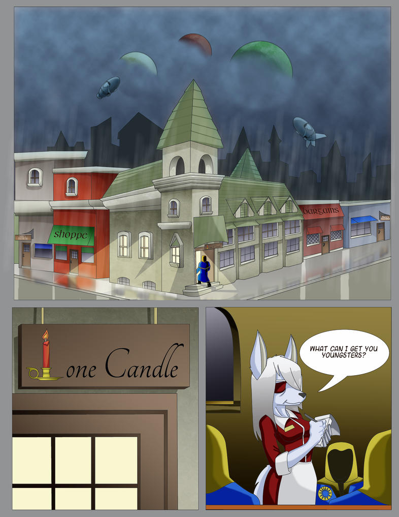 Lone Candle: Page 2 by Zucca-Xerfantes