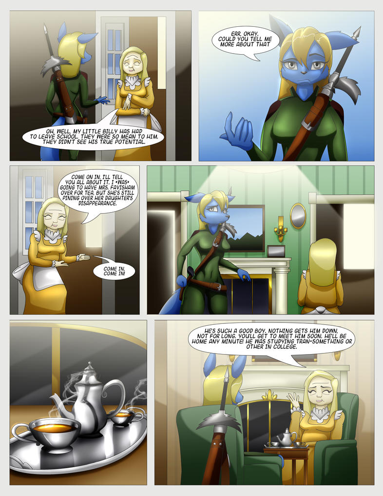 Lone Candle page 28 by Zucca-Xerfantes