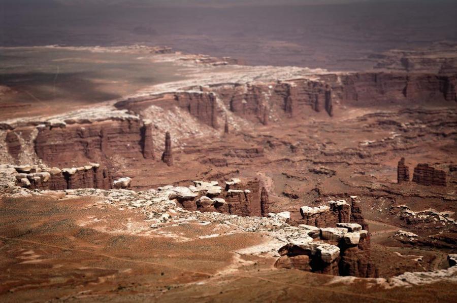 Canyonlands II by Amoakk