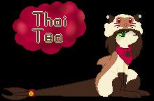Thai Tea by OptomisticOtter