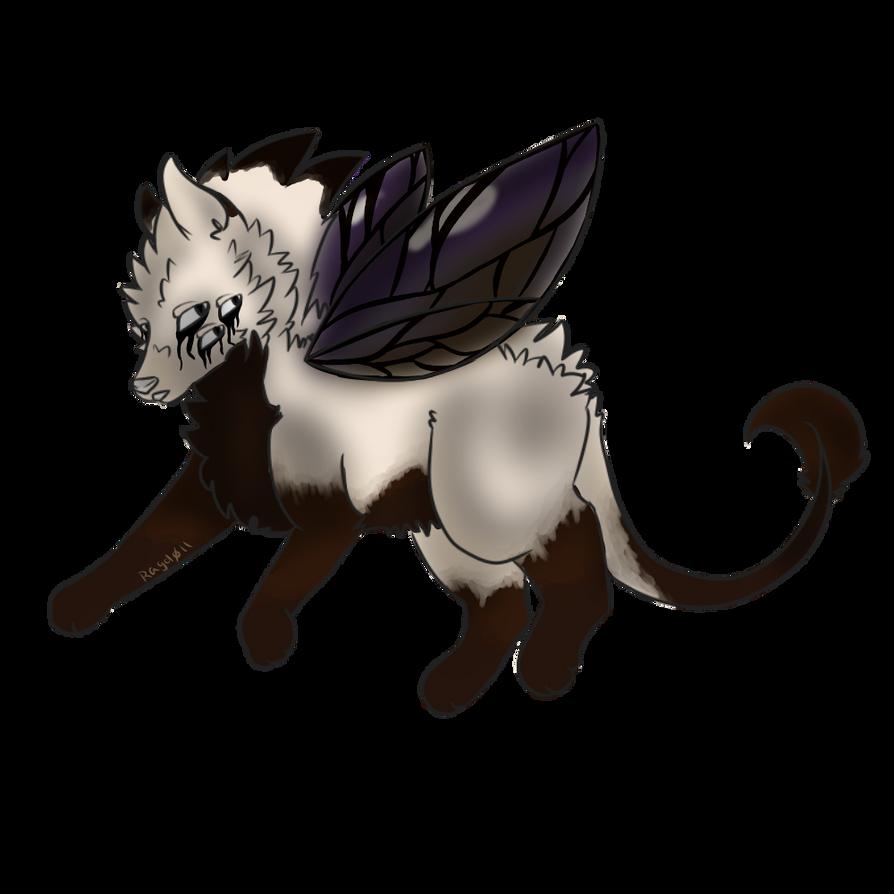 Kaoruthewolf Commision by arRagdoll