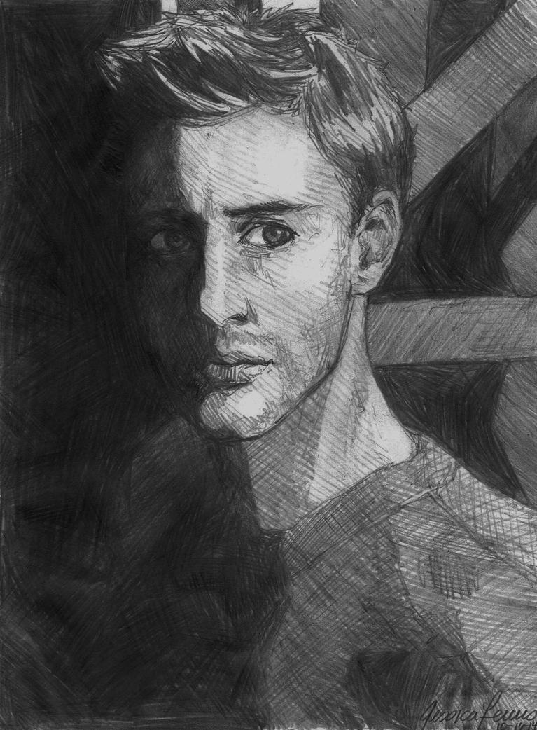 Dean Winchester by SPPnelk82