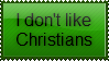 Christians by HookingQueen