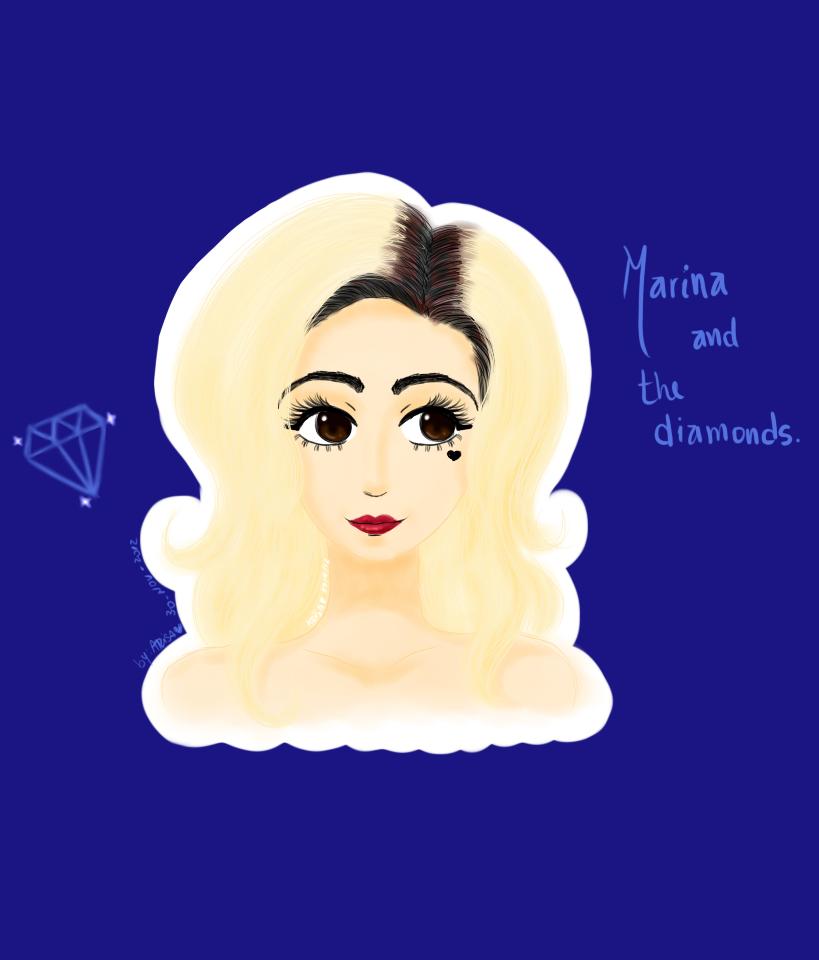 Marina and the diamonds by Arisa-desu on DeviantArt