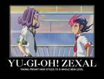 Yu-gi-oh zexal motivator