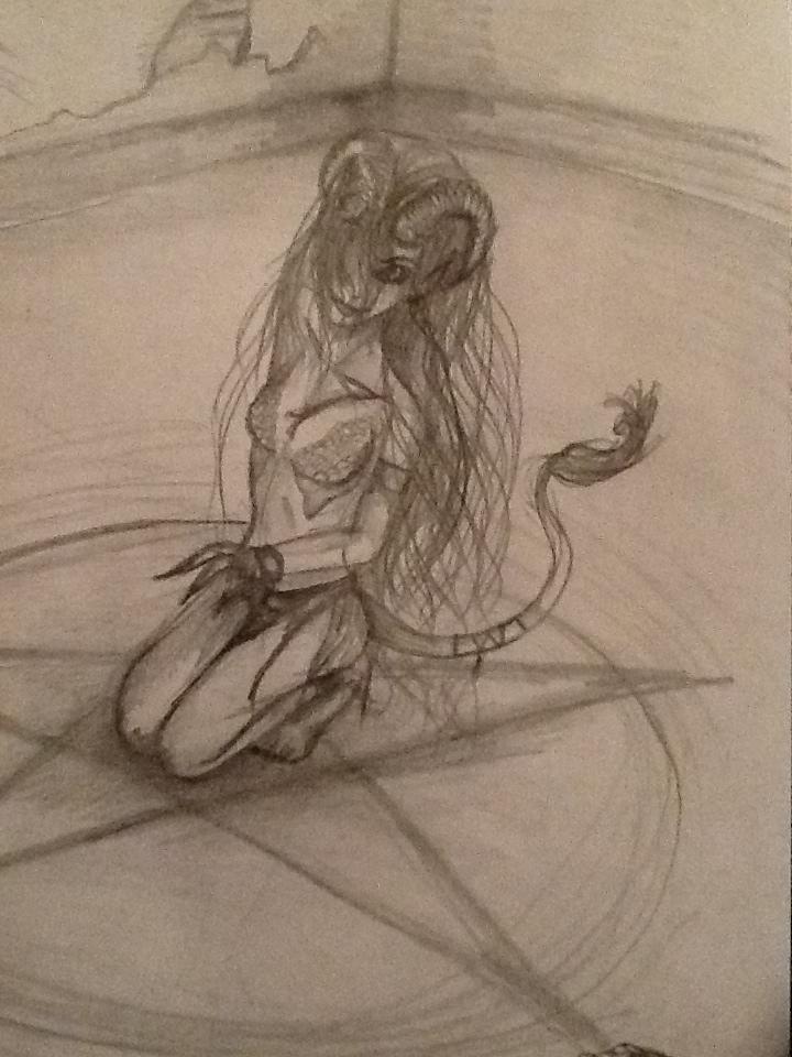 Tadita Sennen by Demon-Dust333