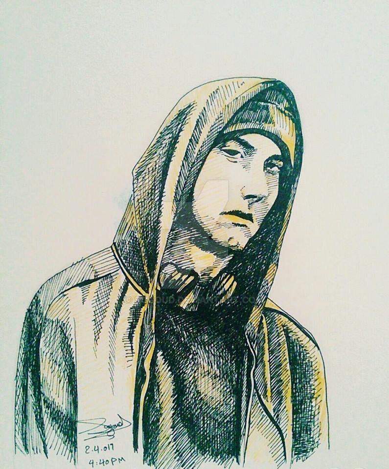 Eminem by sogoud