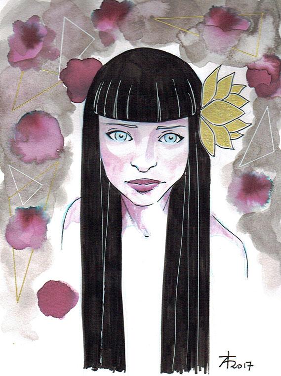 Inktober17-11 by Leilyandra