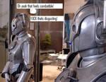 Cyberman Funny