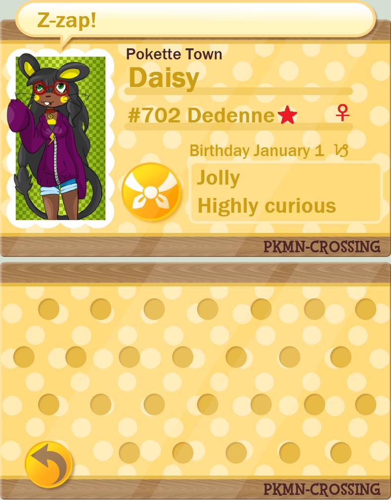 Daisy APP by Mystmyst29