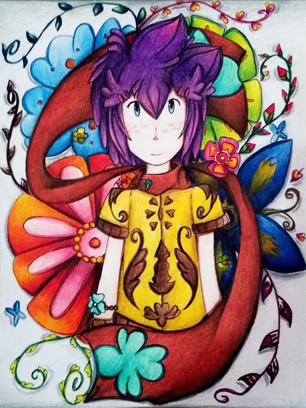 Chrysan_Flowers by RubyRingtail