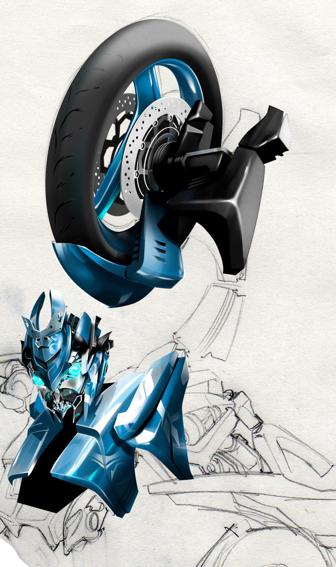 MORE CHROMIA by SGHILLUSTRATION