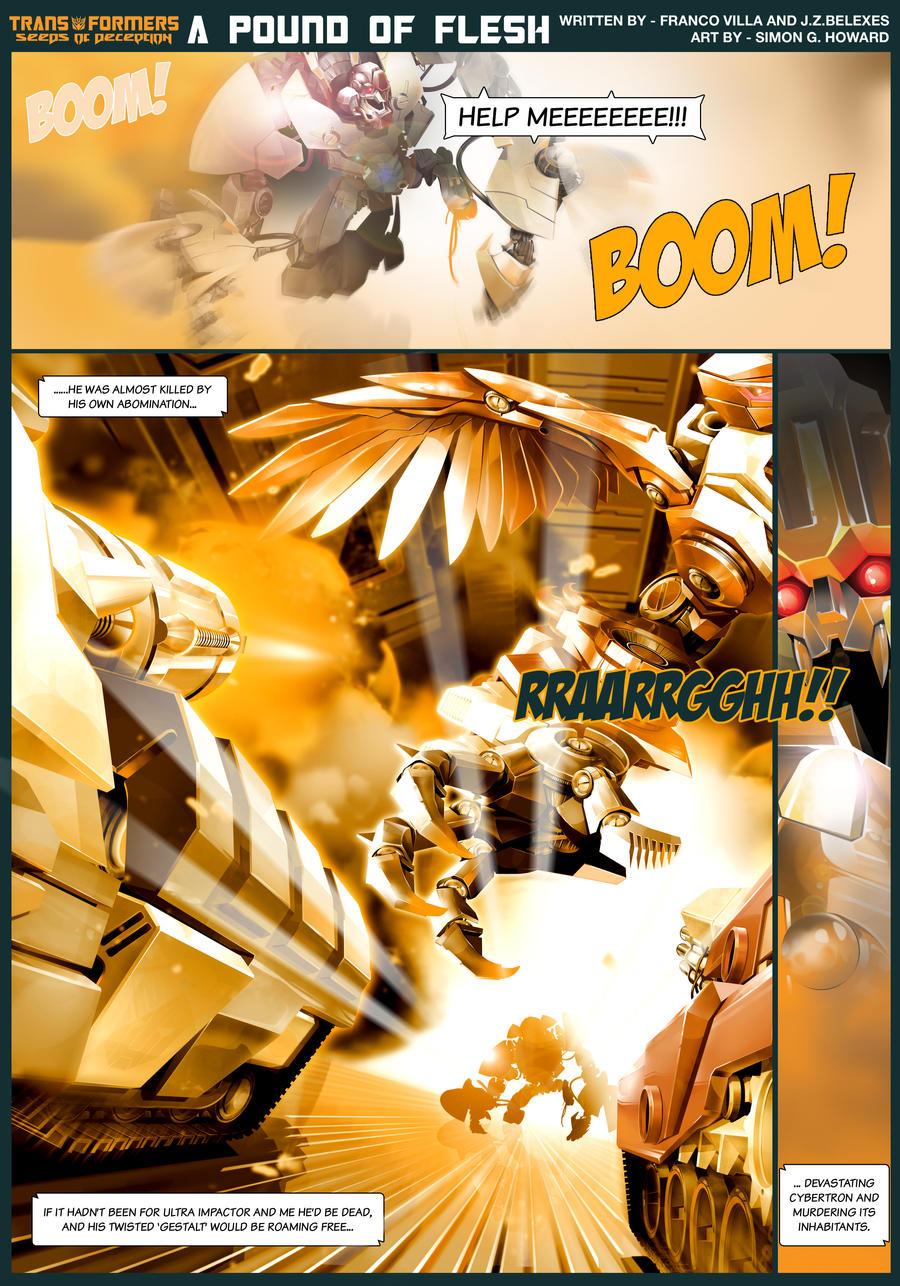 A POUND OF FLESH - PAGE 2