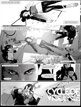 DREDD CYCLE OF VIOLENCE 1
