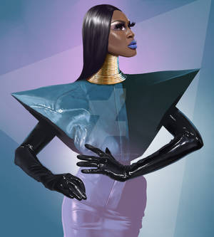 Drag Queen Shea Coulee