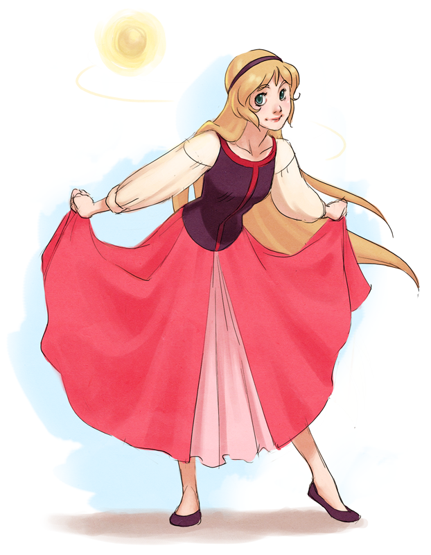 Princess eilonwy by lexxercise on deviantart princess eilonwy by lexxercise thecheapjerseys Image collections