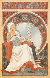 Game Nouveau by lexxercise
