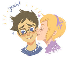 Homestuck for Valentines Day