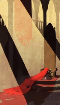 Lamentation of a Widowed Queen