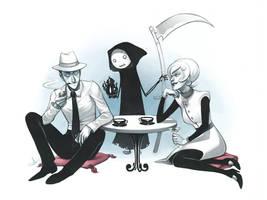 Commission: Tea Party