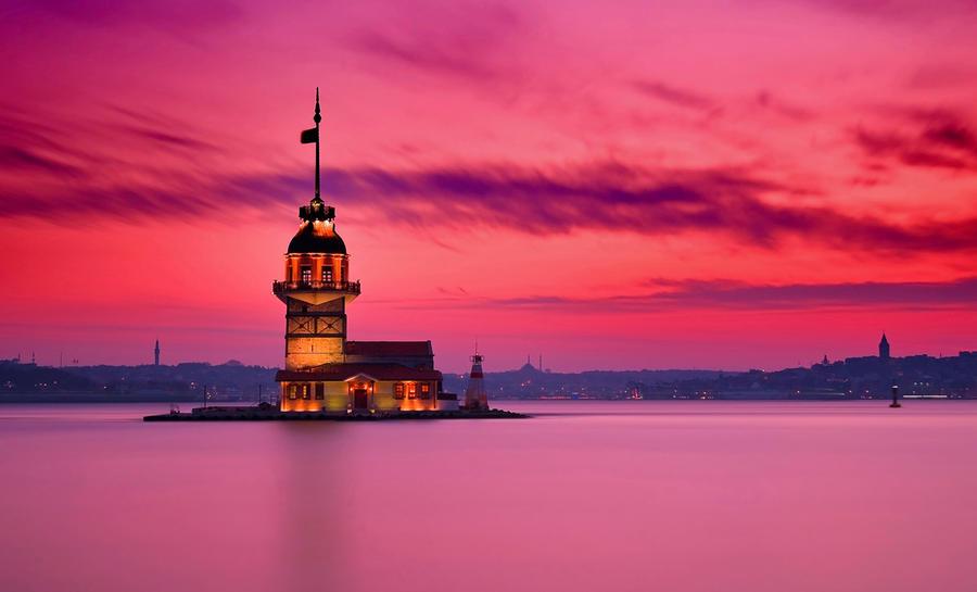 Kiz Kulesi by sakaoglu
