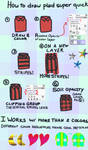 Plaid / Flannel tutorial