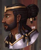King Harrow | The Dragon Prince by Kongyo