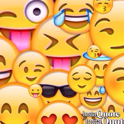 smiley face emojis wallpaper by manga dreamz1117 d8di9cg