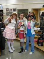 Japanese Fashion by ADHD-Lolita