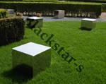 Cubes garden
