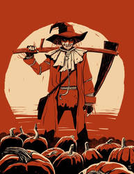 Scarecrow by VoteQuimby