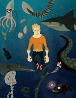 Aquaman 3 by VoteQuimby