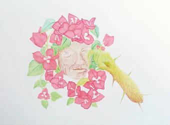 Bougainvillea Flower Fairy (Awakening 2018)