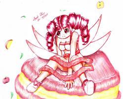 Apple Fairy by Phantom-of-Iori
