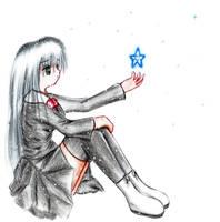 In a star by Phantom-of-Iori