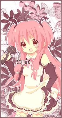 Little Singer by Nirrro