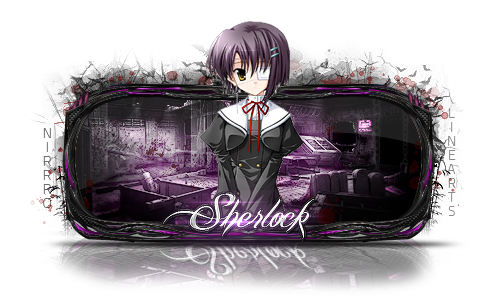 Sherlock [REQUEST] by Nirrro