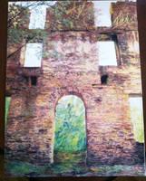 Acworth Wall by kyrisnowpaw