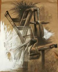 Ladder study by kyrisnowpaw