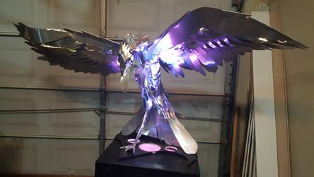 Thunderbird (Front) by kyrisnowpaw