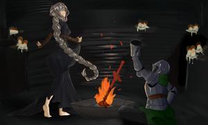 Thank you Dark souls by rejufufrog