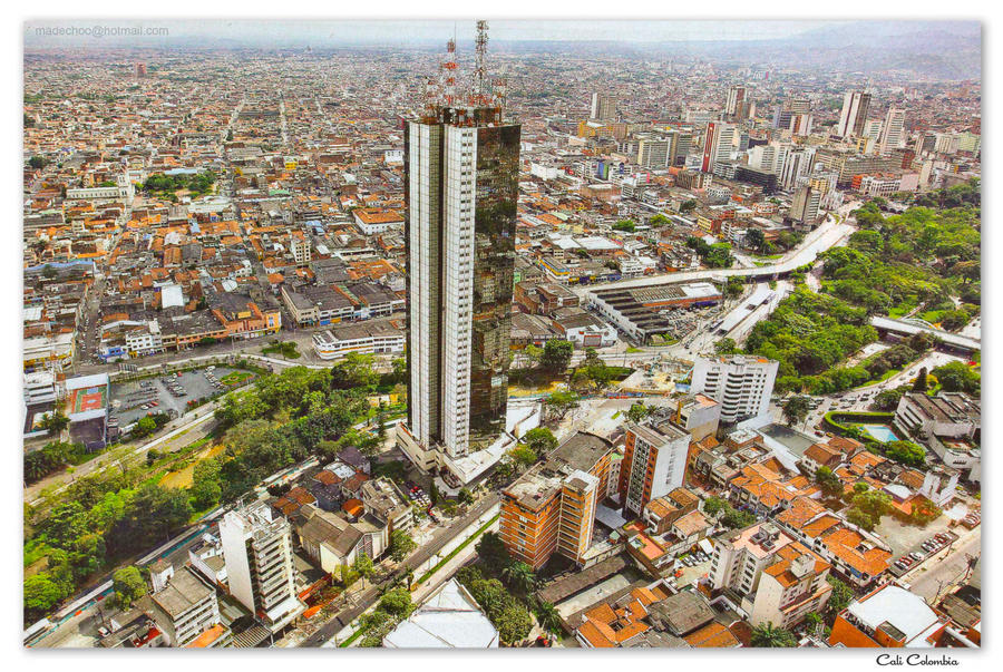 Cali Colombia  City new picture : Cali Colombia by madecho on DeviantArt