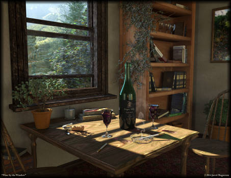 Wine by the Window (2014)