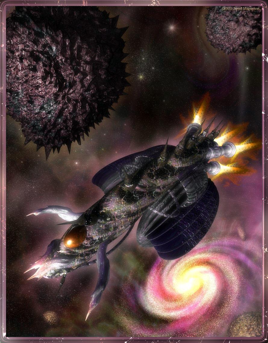 Calm Horizons - OBLIVION by JaredTheDragon