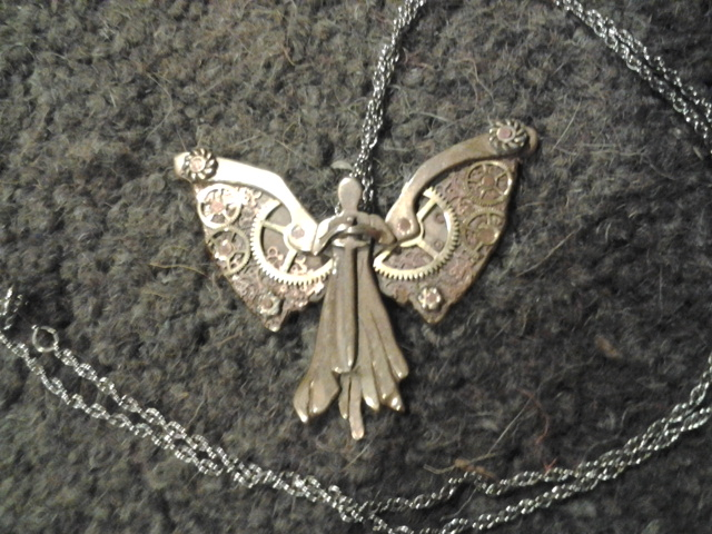 on necklace steampunk steampunkjennie clockwork angel deviantart by art