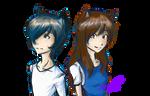 Wolf Children: Ame and Yuki